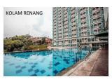 Dijual Cepat Apartemen Studio di Taman Melati Jatinangor (Siap Pakai)