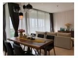 DiJual / DiSewakan Apartemen di Area Shangri-La Hotel – Casa Domaine, 2 BR & 3 BR Brand New Luxury Furnished