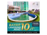 Pejaten Park Residence swiming pool