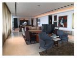 Dijual CEPAT Unit Apartemen Dharmawangsa Residence Tower 2  (3+1 BR, 453m2)