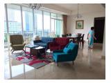 Dijual Apartemen Pakubuwono Signature, Jakarta Selatan – 4+1 BR, Bagus, Low Floor, Siap Tinggal by Prasetyo Property