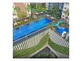 Jual Apartemen Mega City Bekasi Bekasi - 2 BR 50m2 Unfurnished