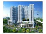 Jual Partment T laza Studio 26 sqm ada Balkon, lokasi angat strategis