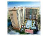 BU Jual Apartemen Teluk Intan Jakarta Utara - 2BR Unfurnished