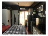 Jual (Over Kredit) Apartemen Green Pramuka City – Tower Fagio (Semi Furnished) + AC