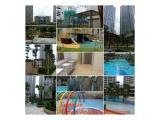 Jual dan Sewa Apartemen Taman Anggrek Residence Studio, 1,2 dan 3 Kamar Semi Furnish dan Full Furnish