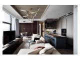 Di jual apartment L' Avenue, 2 kamar