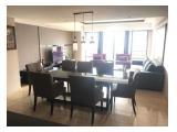 Dijual Apartemen Verde Residence Kuningan – 3 BR 209 m2 Fully Furnished by Prasetyo Property