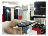 JUAL CEPAT dan MURAH middle floor 2 BR Residance 375 juta Rusunami