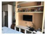 Jual Cepat Apartemen Tamansari Semanggi, Jakarta Selatan – Studio Full Furnished, Lantai 20an