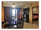 Dijual Apartemen Hampton's Park, Type 2 Bedroom & Fully Furnished