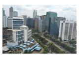 Dijual Apartemen Sudirman Suite 1 BR (42,5 sqm) Brand New