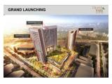 Grand Launching tower Manhattan Studio, 2br dan SOHO
