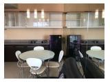 Dijual Murah Apartement Waterplace - 2BR Furnished Mewah Kayu Jati