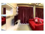 Jual Apartemen Scientia Apartment Tangerang - 2 BR 56m2 Furnished