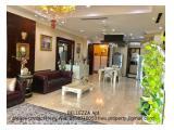 Dijual Cepat Apartemen Bellezza di Permata Hijau Jakarta Selatan - 3+1 BR Fully Furnished