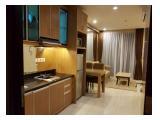 Jual / Sewa Apartemen Central Park di Jakarta Barat - 1 BR Fully Furnished, Nice Interior