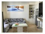 Jual Termurah Apartemen Ancol Mansion di Jakarta Utara - 2 BR Full Furnished, Korean Design