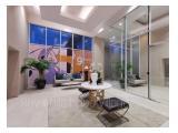 Jual Apartemen Nine Residence Jakarta Selatan - Studio 46,7m2 Unfurnished