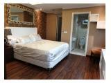 Dijual Cepat 2 Unit Apartemen Sahid Sudirman tipe 2BR posisi bersebelahan kondisi Furnished