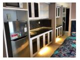 Dijual Apartemen Ambassade Residence Studio Full Furnished