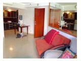 Jual Apartemen Aston Rasuna Jakarta Selatan - 2+1 BR 90 m2 Semi-Furnished