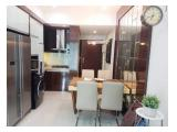 Dijual Cepat Apartemen Casa Grande Residence di Jakarta Selatan - 2 Bedroom Fully Furnished