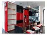 Dijual Apartemen Kemang Village Residence - type 3 + 1 Bedroom & Full Furnished