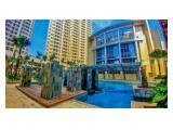 CONDOMINIUM Taman Anggrek Residence 3+1 best view city, tidak panas!!!harga launching diatas harga pool view!!!unit private lift