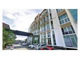 Jual / Sewa Apartemen D'Lofts Kemanggisan di Jakarta Barat - 1 Bedroom (Dekat Dengan Binus)