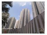 Dijual Apartemen Kondominium Taman Anggrek tipe 2Br+1 , 88m .