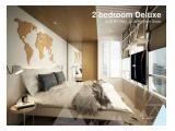 Jual Apartemen Skandinavia Tangerang – 2 BR 52 m2 Unfurnished - Termurah