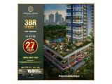 Permata Hijau Suites@Kebayoran, luxury apartment good price start 3 Bedrooms for Rp2,6 Bio**, hand over this year!!