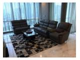 For Sale Apartment The Peak Sudirman 3 Bedroom Furnished