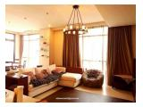 Jual Apartemen Senopati Suites 2BR 3BR semifurnished / Full Furnish 4 Units