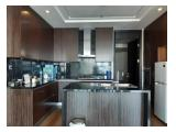 Kemang village residence tower Bloomington kitchen area