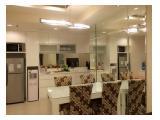 Dijual Apartemen Casa Grande Residence Tower Montana 2+1 Bedrooms Luas 80 SQM Fully Furnished