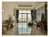 For Sale Pakubuwono Residence Apartment 3+1 BR- High Ceiling