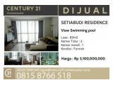Dijual Apartemen Setiabudi residence - 2BR - Furnish