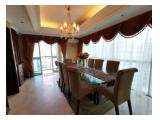 Dijual Apartemen Bellagio Residence 3br 200sqm Fully Furnished