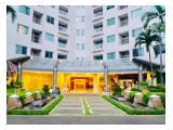 Dijual Apartemen Bumimas Cilandak, Jakarta Selatan – 3 Bedroom Semi Furnished