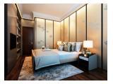 Dijual Apartemen Permata Hijau Suites 1BR/2BR/3BR - Semi Furnished
