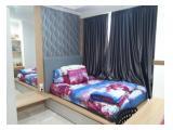 Dijual Cepat Murah (BU) Apartemen Menteng Park 2BR / 72 m2 / Full Furnished