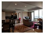 Dijual Cepat Apartemen Ciputra World 1 Jakarta, The Residences Ascott (My Home) Jakarta Selatan – 3 BR Luxurious Unit