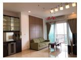 Dijual Apartemen Senayan Residence, Jakarta Selatan – (Type 3+1 BR) Size 165 m2, Furnished, View Golf, Negotiable