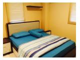 Dijual apartemen the wave 2 bedroom fully furnished