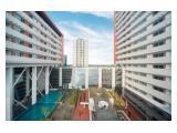 Dijual Apartemen Paddington Heights 1 BR - SIAP HUNI, DP 5% FREE IPL 2 Tahun, AC & MACBOOK PRO. Fully Furnished. Selangkah dari Universitas Binus!