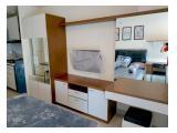 Jual Apartemen Grand Kamala Lagoon Bekasi - Studio 26,38m2 Furnished
