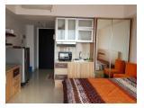 Dijual (For Sell) Ambassade Apartment, Fully Furnished, Studio