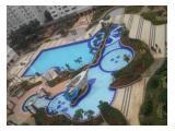 Apartemen Green Palace 2 Kamar Besar 42m Furnish Cantik BU